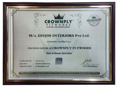 Crownply-Certificate